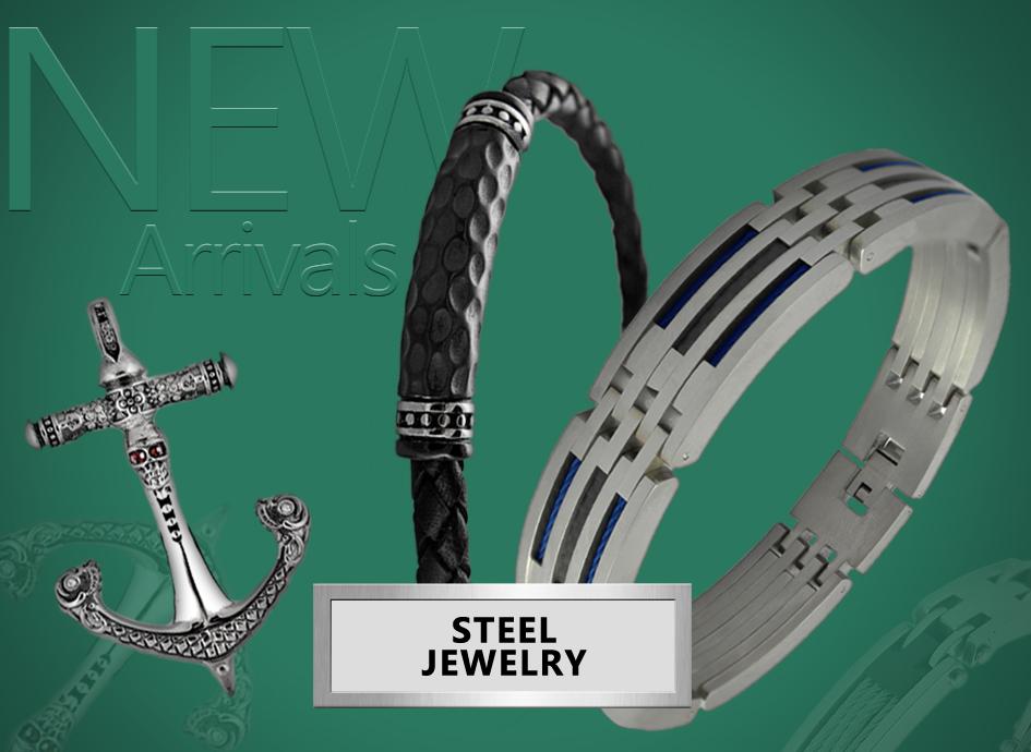 Steel Jewelry