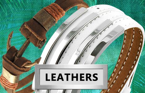 Leathers Jewelry